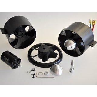 Midi Fan pro ducted fan unit / Tenshock EZ 22-30-10T