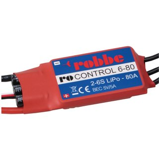 Robbe Ro-control 6-80 A controller with BEC