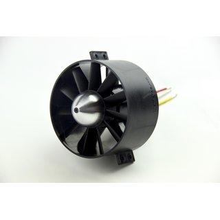 Midi Fan100 evo Impeller / HET 700-60-935, komplett fertig montiert, feingewuchtet und harmonisch abgestimmt
