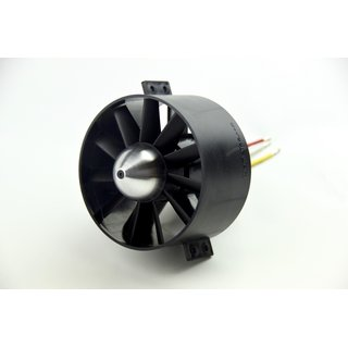 Midi Fan100 evo Impeller / HET 700-75-1250, completely mounted, fine balanced and harmonically tuned
